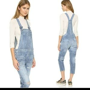 Citizen's of Humanity overalls